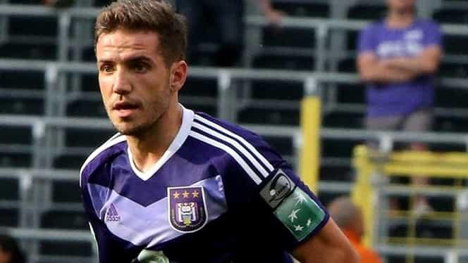 Chipciu a jucat 90 de minute, dar nu s-a evidenţiat. Anderlecht, pas greşit!