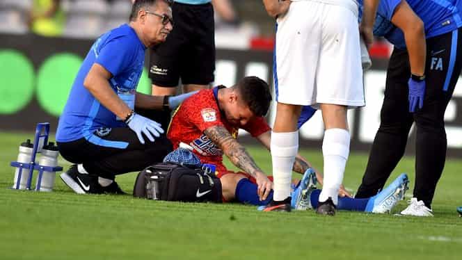"""Fostul preparator fizic de la FCSB știe de ce se accidentează jucătorii. """"Nu e ghinion!"""" Săgeți către Gigi Becali. EXCLUSIV"""