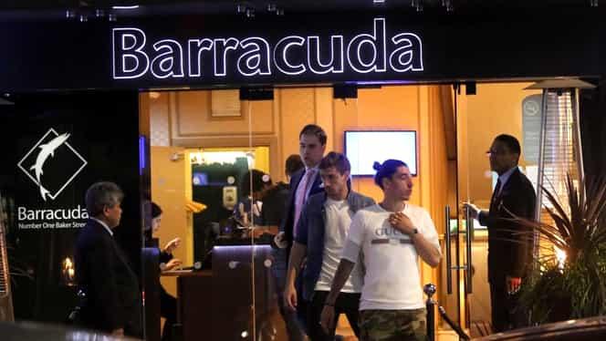 Arsenal pregăteşte duelul cu Atletico Madrid în cazinou! O noapte la ruletă! Foto