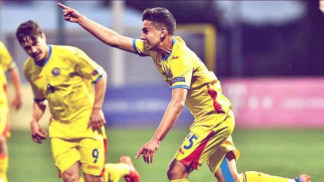 """""""FCSB m-a pierdut prea uşor!"""" Povestea impresionantă a lui George Merloi, puştiul venit de la Rennes care tocmai a marcat un hattrick în Chindia-Clinceni. EXCLUSIV"""