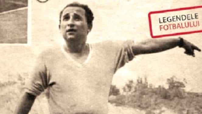 """""""Micul Napoleon"""" Teaşcă îi """"dă în gât"""" pe marii şpriţari de la Dinamo anilor '60"""