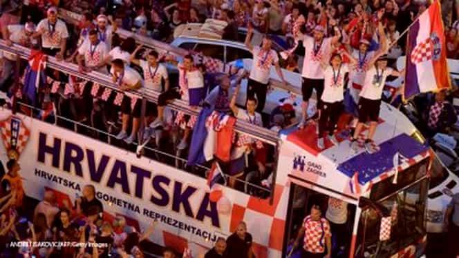 Reflex de portar! Subasic l-a salvat pe Vida la petrecerea din Zagreb. Video