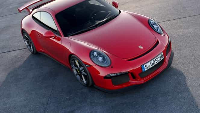 Proprietarii de 911 GT3 vor primi încă un an de garanţie