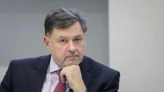 """Alexandru Rafila îi liniștește pe români înainte de 15 mai: """"Nu poate fi o explozie a numărului de cazuri"""""""
