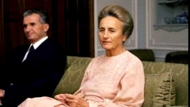 Detaliul inedit din această poză cu Elena şi Nicolae Ceauşescu! Ce legătură are Elena Udrea