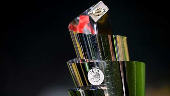 Cele patru echipe calificate în play-off-ul Ligii Națiunilor. Cine joacă pentru trofeu