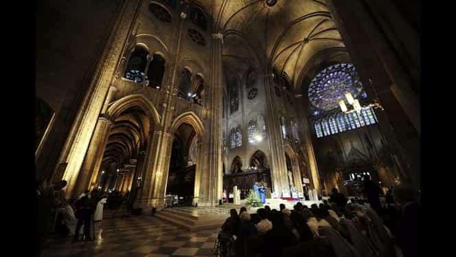 Ce reprezintă Catedrala Notre Dame din Paris! Cât de vechi este monumentul! Construcția a durat 200 de ani