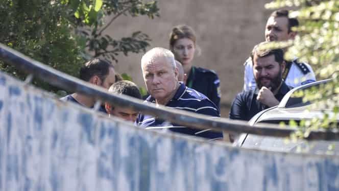 """Ce le-ar fi spus Gheorghe Dincă celorlalți deținuți. Jurnalistul Ovidiu Zară a făcut dezvăluirea: """"Flăcările sunt de doi metri"""""""