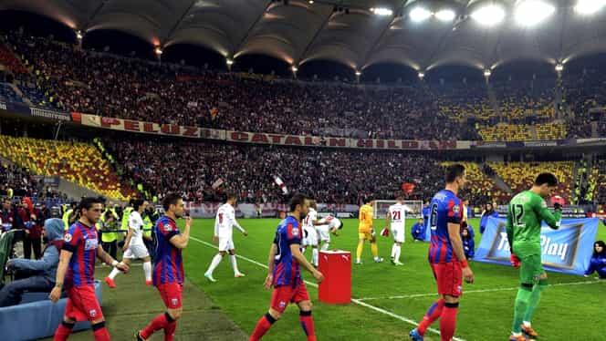 Audienţă FABULOASĂ înregistrată de Steaua – Dinamo! Cîte MILIOANE de români l-au DETRONAT pe SULEYMAN MAGNIFICUL!