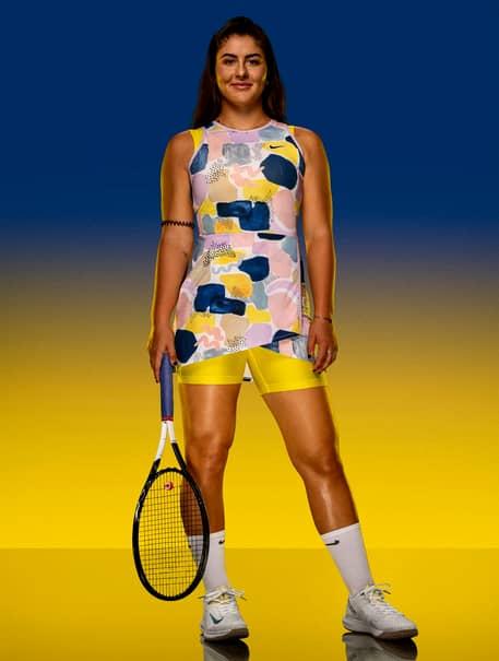 Simona Halep şi Bianca Andreescu, echipamente inedite la Australian Open. Cum vor fi îmbrăcate cele două jucătoare