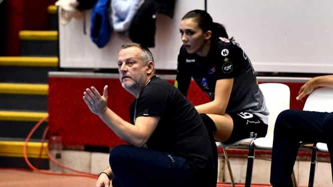 """Bogdan Burcea, noul selecţioner al echipei de handbal feminin? Anunţul lui Dedu pentru FANATIK: """"Merg pe mâna Comisiei Tehnice!"""" EXCLUSIV"""