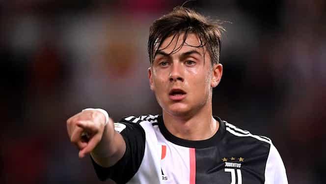 Telenovela Paulo Dybala s-a încheiat. Rămâne la Juventus!