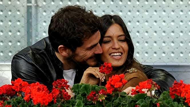Iker Casillas şi Sara Carbonero, cea mai frumoasă poveste de dragoste. Foto+video