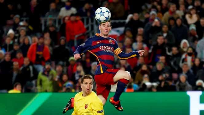 Program TV. Unde vedem sferturile din Ligă: Barcelona – AS Roma şi Liverpool – Manchester City