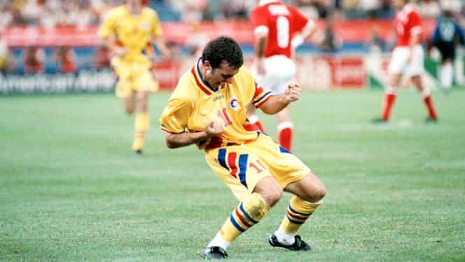 Campionatul Mondial din 1994, de neuitat pentru România! Generaţia de Aur, locul şase în lume! Video