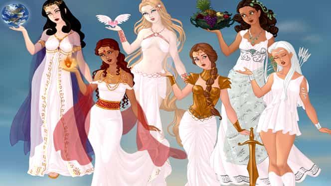 Un horoscop cu totul special: Ce zeitate greacă ești, în funcție de zodie