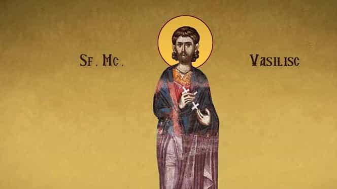 Calendar ortodox, miercuri, 22 mai 2019: Este pomenit Sfântul Mucenic Vasilisc