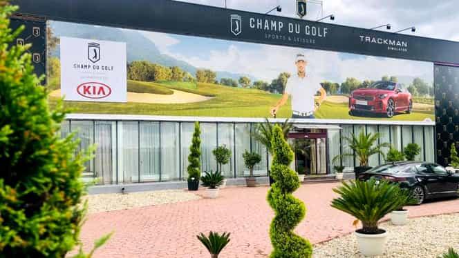 Champ du Golf a sărbătorit un an de existență printr-o mega-petrecere, de la 10 dimineață până spre miezul nopții