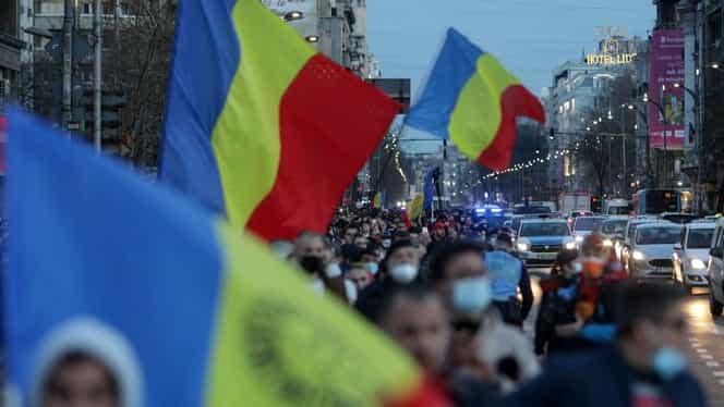 Proteste anti-restricții. Incidente la Galați. Jandarmii au mobilizat trupele speciale. Update