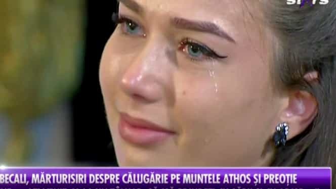 """Cum a făcut-o Gigi Becali să plângă pe fiica lui Anghel Iordănescu, în timp ce îi vorbea despre titlu și Evanghelii! """"Dumnezeu știe mai bine dacă să-mi dea sau nu campionatul"""". Foto"""