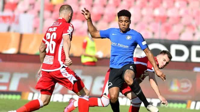 """Dinamo – Viitorul 1-1. Ultimul meci al """"câinilor"""" în Liga 1? Salvarea ar putea veni doar de la FRF. Gigi Mulțescu iese la atac. Video"""