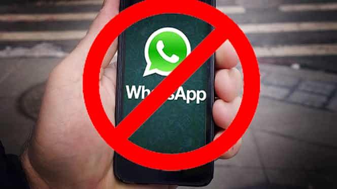 Lovitura pentru utilizatorii WhatsApp! Nimeni nu mai poate face asta