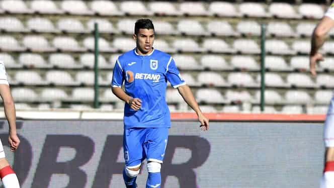 Cesar Meza Colli și Nuno Rocha au fost trimiși la echipa a doua! U Craiova vrea să le rezilieze contractele. EXCLUSIV