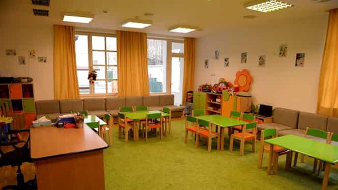 Vești bune pentru părinți! Se redeschid grădinițele de stat din București