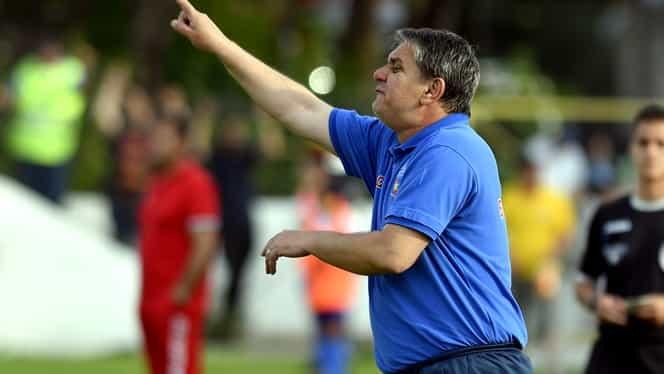 """Marius Lăcătuş îşi asumă ratarea promovării cu CSA Steaua: """"Nu e timpul să vorbim de plecări"""""""