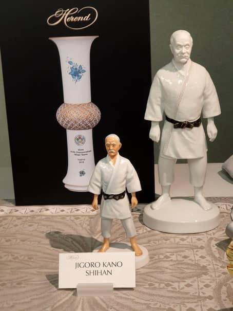Jigorō Kanō, părintele judo-ului tradițional, este mai mult decât o legendă în Japonia. Așa cum s-a văzut și la CM de judo de la Tokyo, din luna august