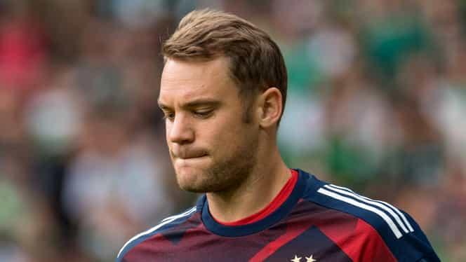 """Neuer, acuzat că a apelat la """"soluţii interzise"""" pentru a se recupera. A fost supus unui control antidoping"""