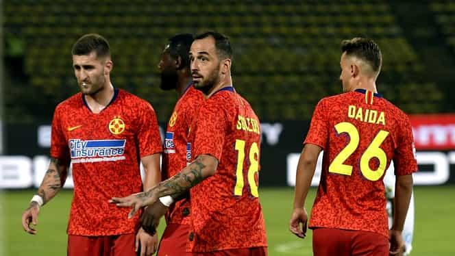 Aristidis Soiledis s-a accidentat și nu va juca în U Craiova – FCSB! Echipa probabilă a lui Vintilă