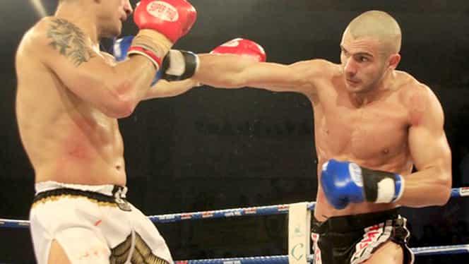Un român se bate în Gala K-1 World Max Final 16