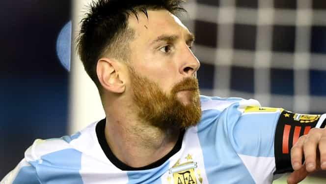"Messi a fost dat de gol de un coleg de la Barcelona : ""Va juca cu siguranţă"""