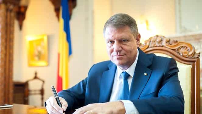 Klaus Iohannis a semnat! Salarii mai mari pentru aceste categorii de salariați