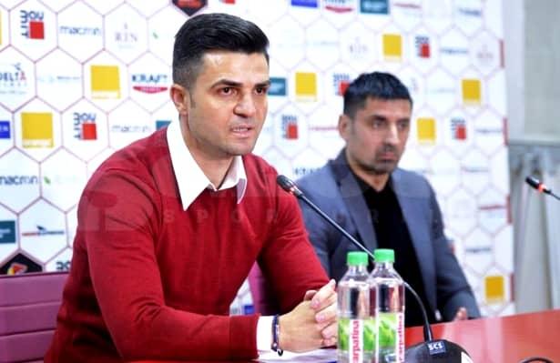 Bratu, demis de la Dinamo! Anunțul oficial al clubului