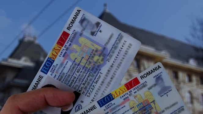 """Ce se întâmplă cu informațiile românilor din noile buletine. """"Va exista un acces rapid la datele fiecărei persoane"""""""