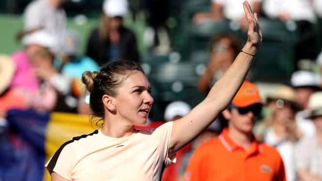 """Video. Simona Halep, nominalizată pentru """"lovitura lunii"""" în WTA"""