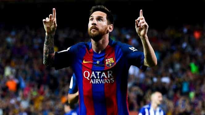 """Lionel Messi împlinește vârsta de 31 de ani! Totul despre """"Regele Leo"""". Video"""