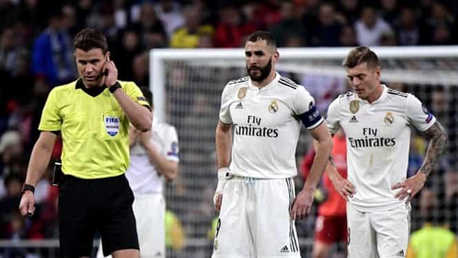 Cel mai slab Real Madrid din ultimii 20 de ani. Cifrele care acuză vedetele de pe Santiago Bernabeu