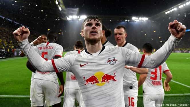RB Leipzig își reia antrenamentele în plină pandemie! Nemții respectă indicațiile, iar jucătorii stau la depărtare