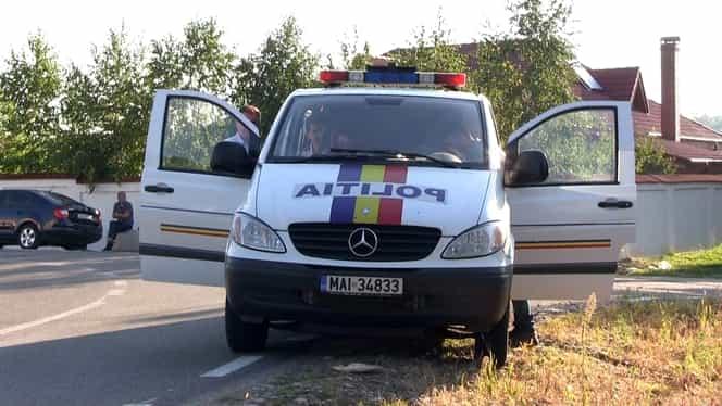 Crimă oribilă în Ialomița! O femeie și-a ucis soţul după care i-a dat foc într-un butoi