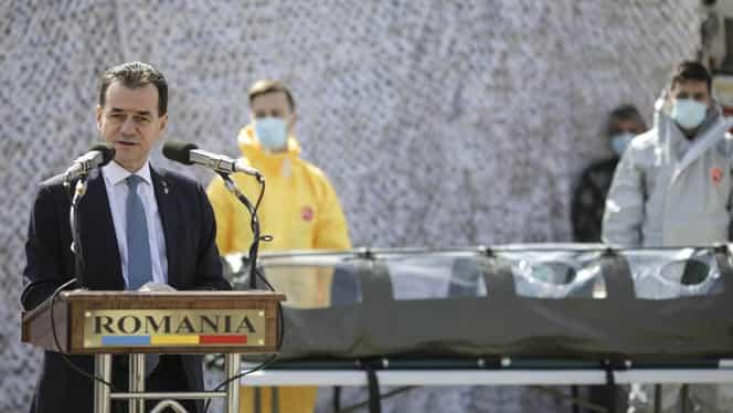 """Guvernul pregătește tăieri salariale pentru bugetari. Ludovic Orban cere """"solidaritate"""""""