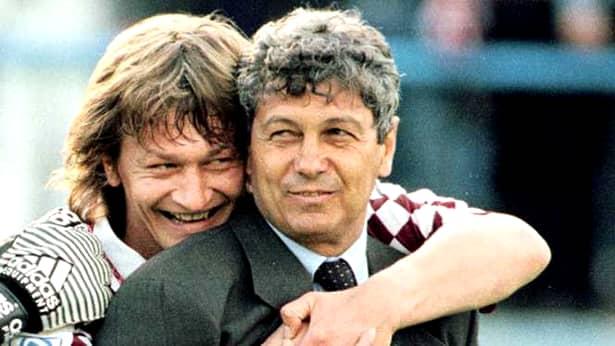 """Mircea Lucescu l-a salvat pe Dănuț Lupu de pușcărie: """"La Lupu am ținut foarte tare"""". Era la Dundee, în anul 1988"""