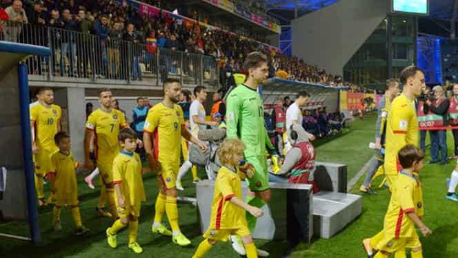 GALERIE FOTO. Cele mai tari imagini din meciul România – Kazahstan!