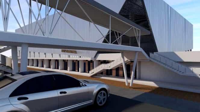 Piteștiul va beneficia de o nouă sală polivalentă. Cum va arăta arena de 21 de milioane de euro. Foto + Video