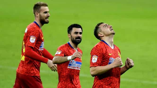 """Ofertă de ultimă oră din Rusia pentru Andrei Miron de la FCSB. Gigi Becali: """"Le-am cerut 600.000 de euro!"""" Exclusiv"""