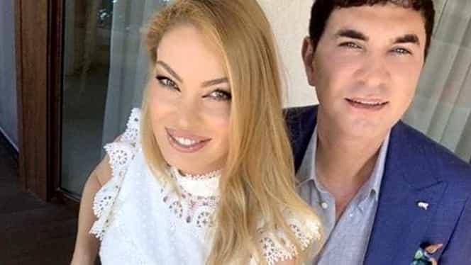 Cristi Borcea și Valentina Pelinel, vacanță în hotelul Mihaelei Borcea. Au fost fotografiați în sărutări fierbinți