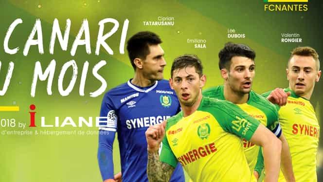 Tătăruşanu e în top la Nantes! A fost nominalizat la titlul de jucătorul lunii