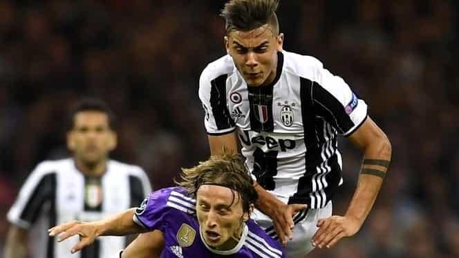 Program TV. Unde vedem Juventus – Real Madrid